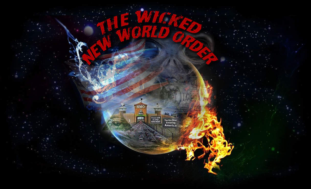 Wicked New World Order Logo Image